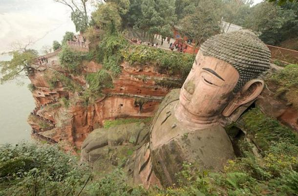 The Leshan Giant Buddha: Largest Stone Buddha in the World