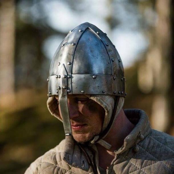 Lewis Kirkbride 1066 Battle Walk. (Lewis Kirkbride / Just Giving Page)