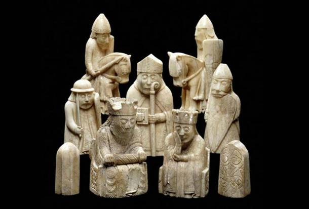 The Lewis chessmen
