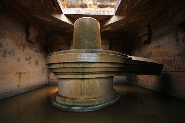 Храм Линга, Хампи