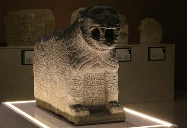 The Lion of Maraş.