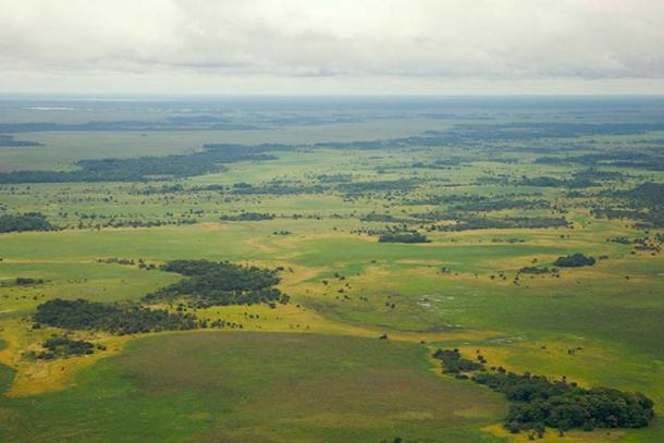 Llanos de Moxos, Bolivia, one of the areas of the study of the Amazonia settlement. (Lupo / CC BY-SA 2.0)