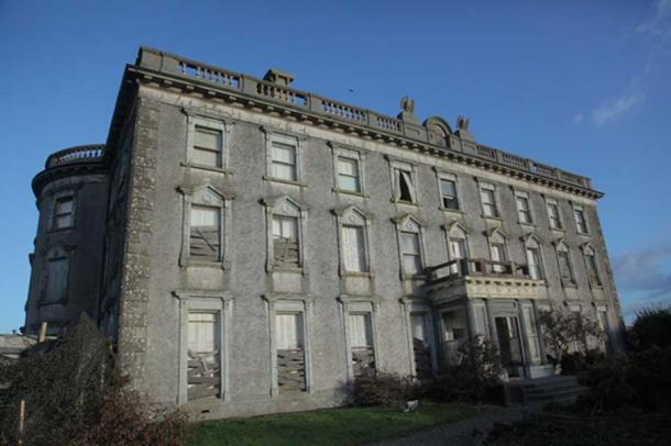 Loftus Hall has seen a long and colorful history.
