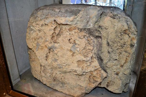 The London Stone.