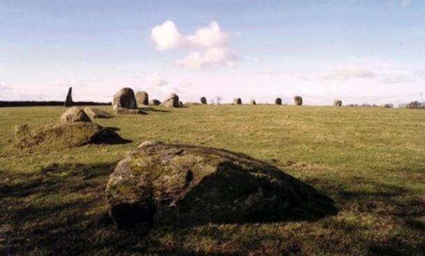 Long Meg and Her Daughers