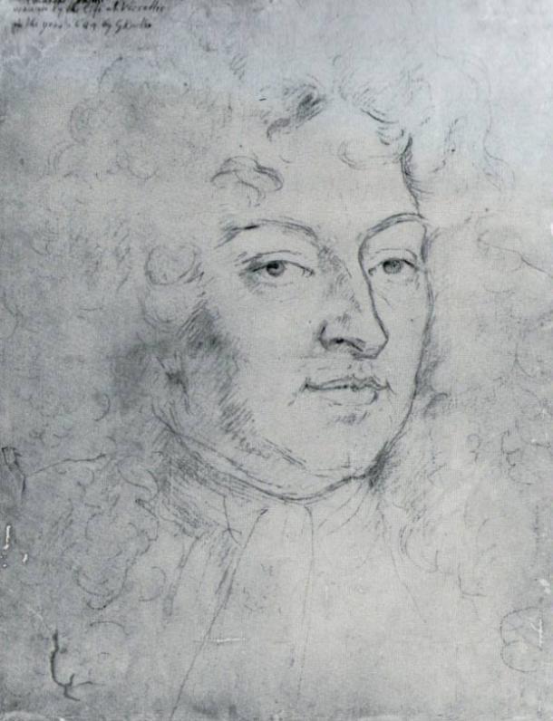 Louis XIV by Sir Godfrey Kneller