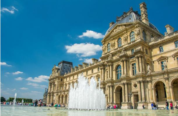 The prestigious Louvre Museum in Paris bought the Taira of Saitaphernes with private money - a lot of private money!