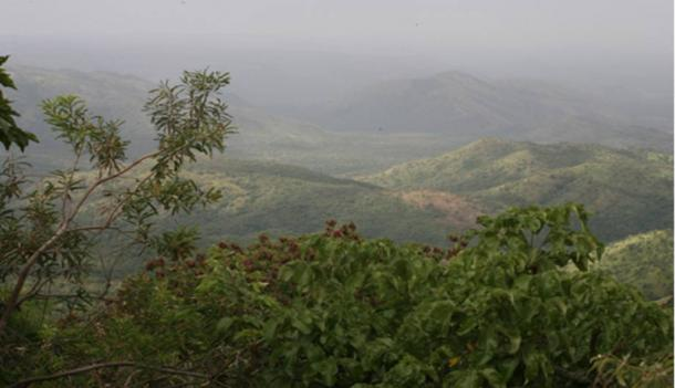 Lower Valley of the Omo River, UNESCO World Heritage Site.