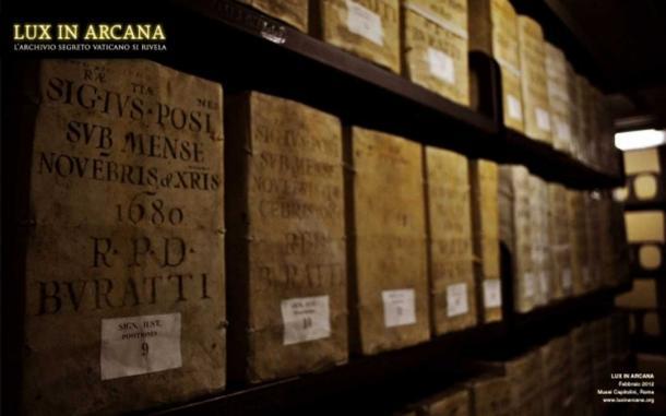Lux in Arcana - The Vatican Secret Archives Reveals Itself