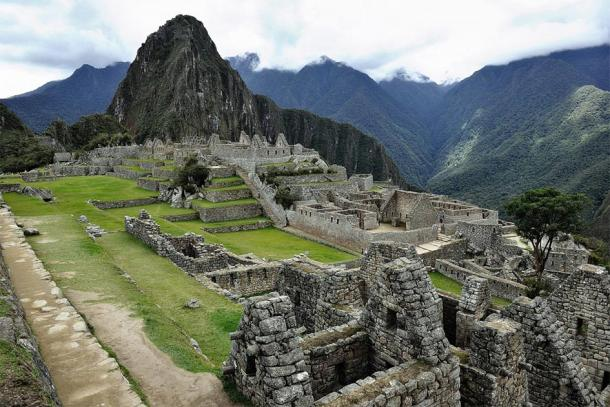 Machu Picchu is one of hundreds of Inca settlements that have now been logged. (Public Domain)