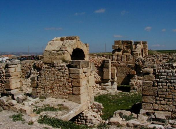 Madauros Ruins
