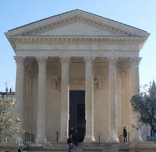 Best Preserved Roman Building