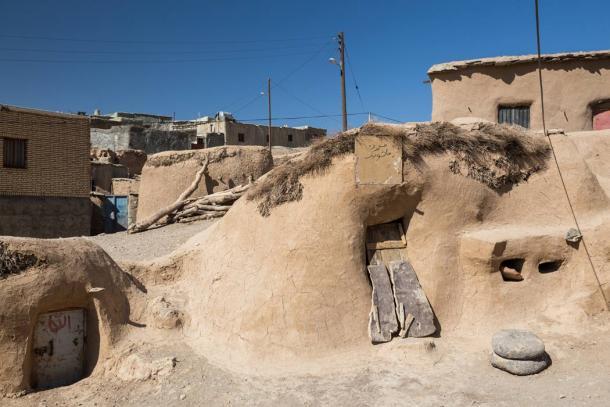 Pueblo de Makhunik, Khorasan, Irán. (sghiaseddin / Adobe Stock)