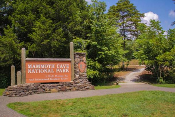 Mammoth Cave National Park where the Bigfoot incident occurred. (kindellbrinayphoto / Adobe Stock)