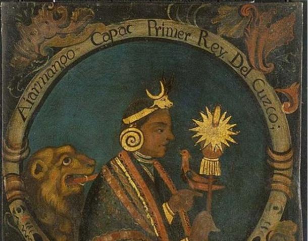 Manco Capac, First Inca King, Brooklyn Museum. ( Public Domain )