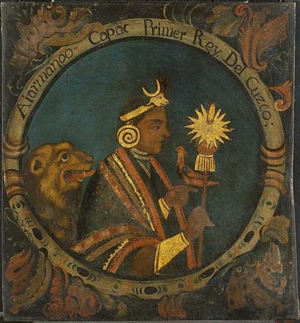 Manco Cápac, First Inca King. (BrooklynMuseumBot / Public Domain)
