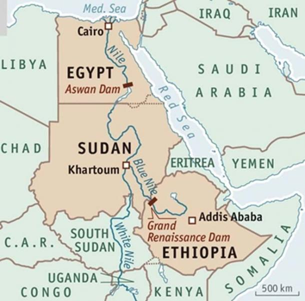 The Nile Its Fertile Past and Its Imperiled Future Ancient Origins