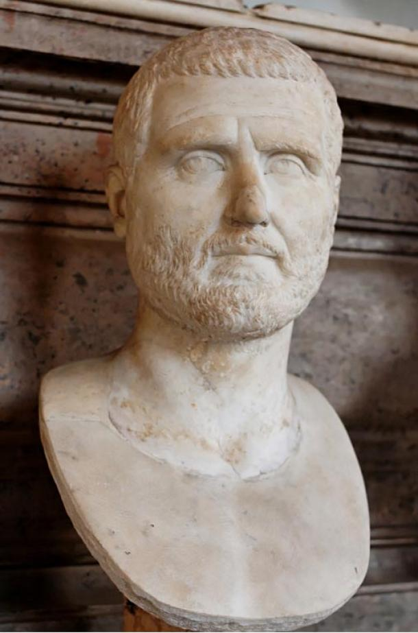 Marble bust of Gordian I