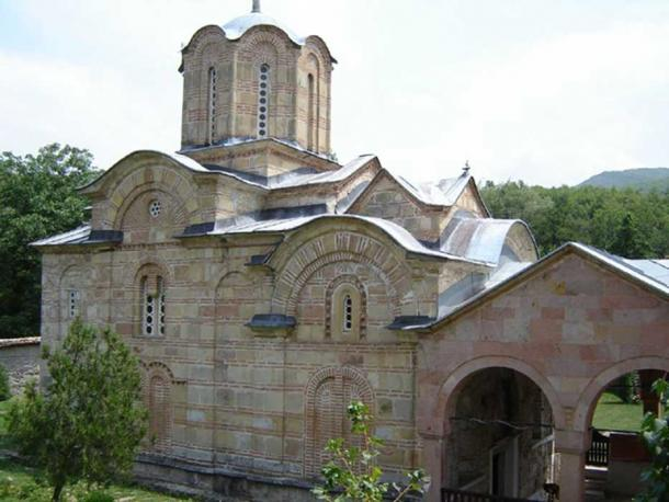 Marko's Monastery in Markova Sušica, near Skopje.