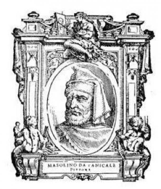 "Illustration from ""Le Vite"" by Giorgio Vasari, (1568 edition) (Public Domain)"