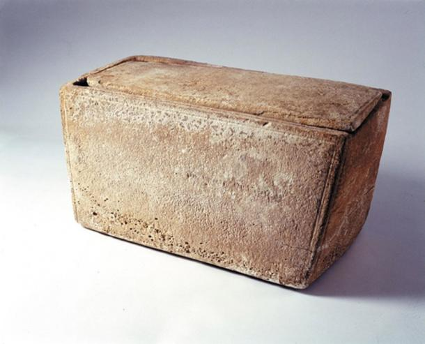 Material from the James Ossuary, which some believe carried the remains of Jesus's brother, is currently being sequenced by geneticists. English Wikipedia