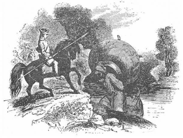 Matholwch and the cauldron.