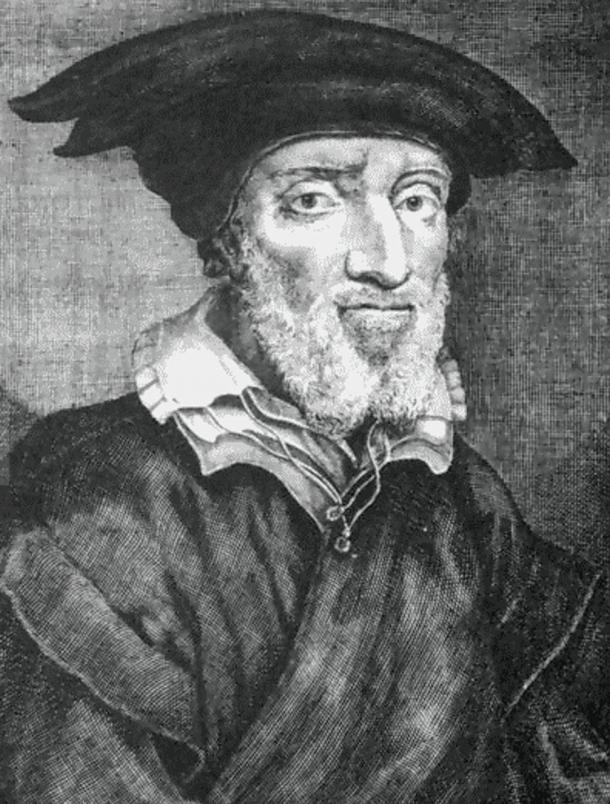 Matthias Flacius Illyricus made the earliest mention of the poem in the 16th century
