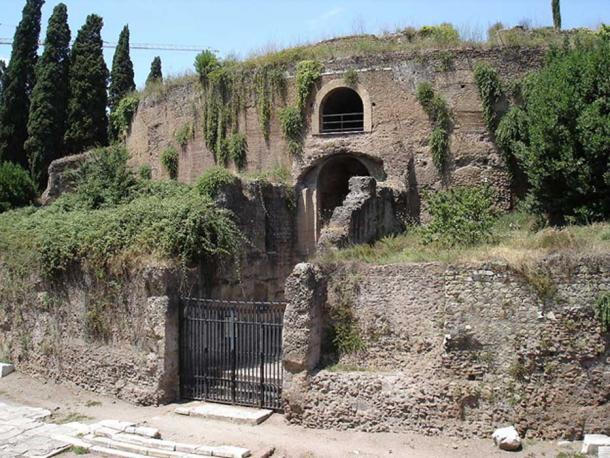 Mausoleum of Augustus, Rome, Italy.