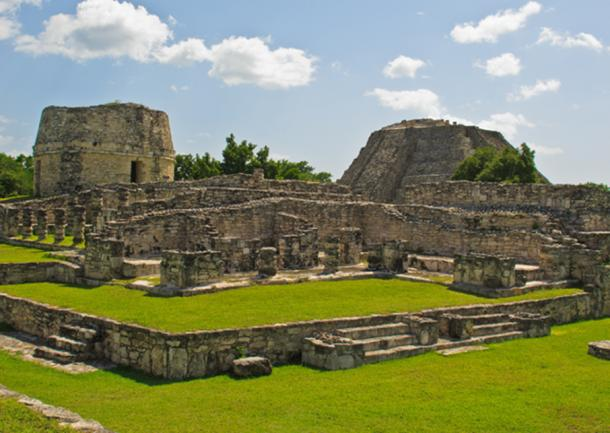 The Mayapan ruins (Graeme Churchard / flickr)