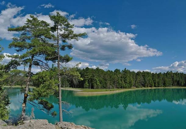McGinnis Lake (CCCP / CC BY 2.5)