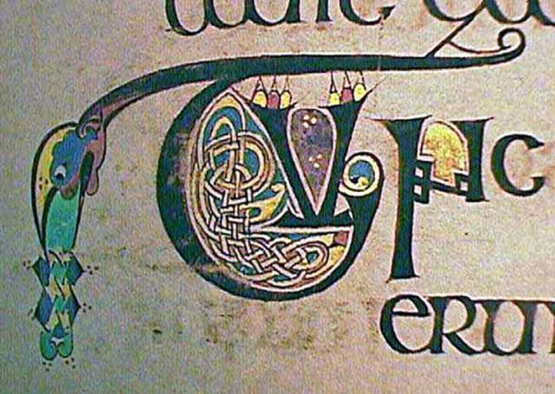 Medieval bestiaries were used in drolleries. (Soerfm / Public Domain)
