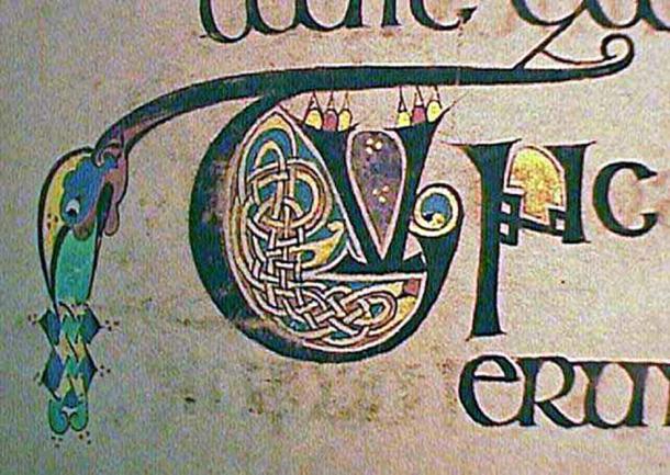 Medieval bestiaries were used in drolleries. (Soerfm / Public Domain)