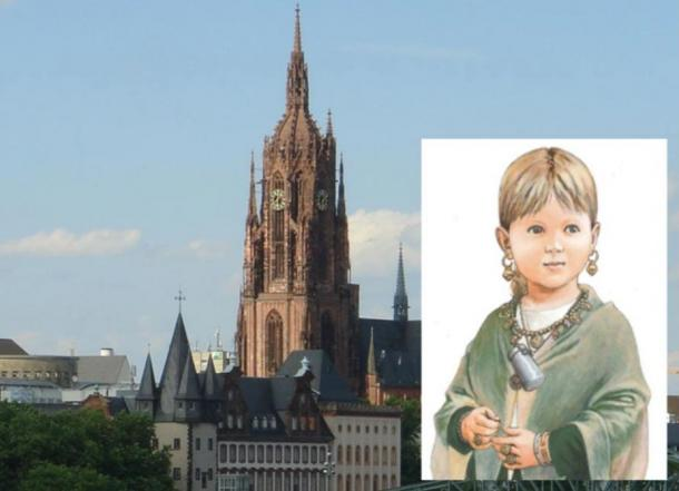Double Medieval child burial, one Pagan, one Christian, mystifies German researchers