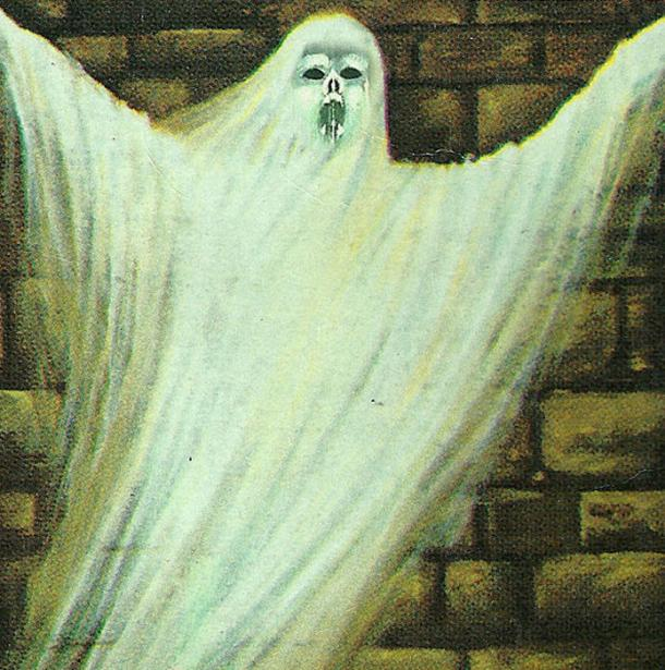 Medieval ghost. (Gallowglass/CC BY SA 3.0)