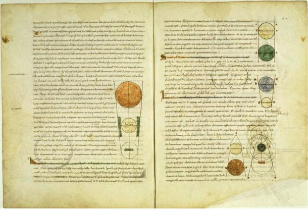 The Ancient Civilizations that Came Before: Self-Eradication, Or Natural Cataclysm?  Medieval-manuscript-of-Plato