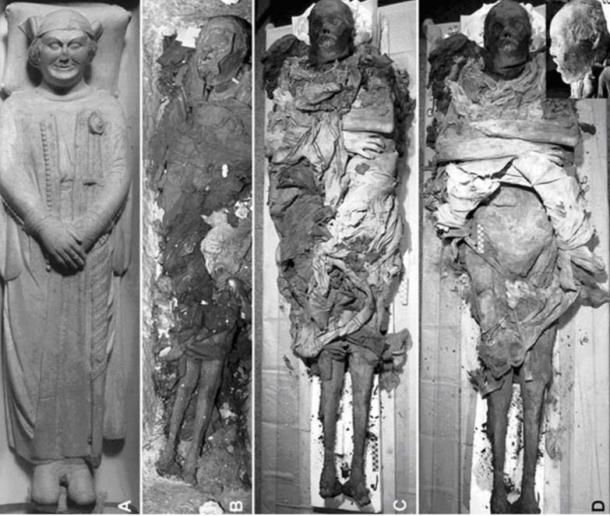 Analysis of Medieval warlord mummy reveals death by poison