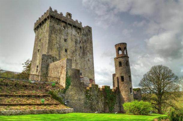 Medieval Blarney Castle in Co. Cork – Ireland. (Patryk Kosmider /Adobe Stock)
