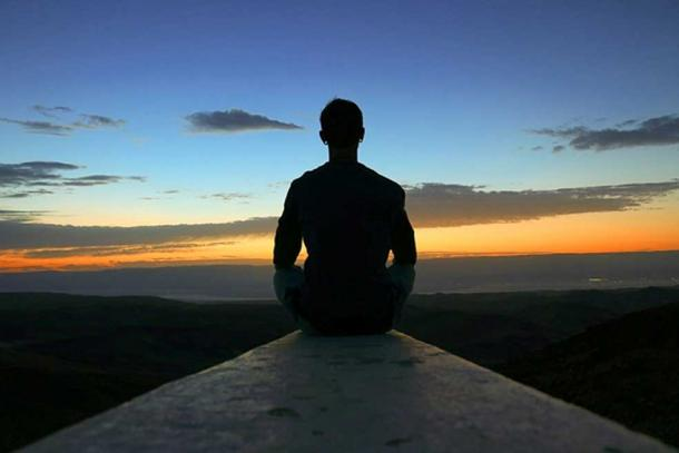Meditation can sometimes provide an altered state of consciousness. (CC0)