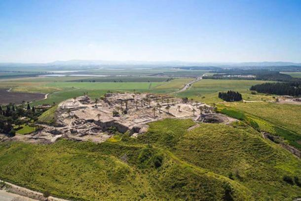 Megiddo, or Tel Megiddo, is the site of an ancient city in northern Israel's Jezreel Valley.