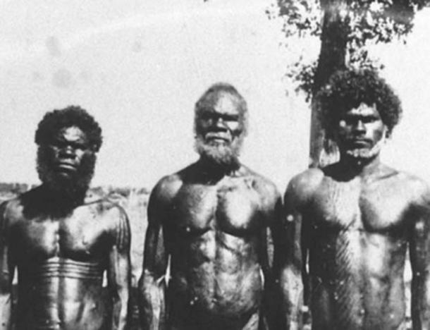 Men from Bathurst Island, 1939.