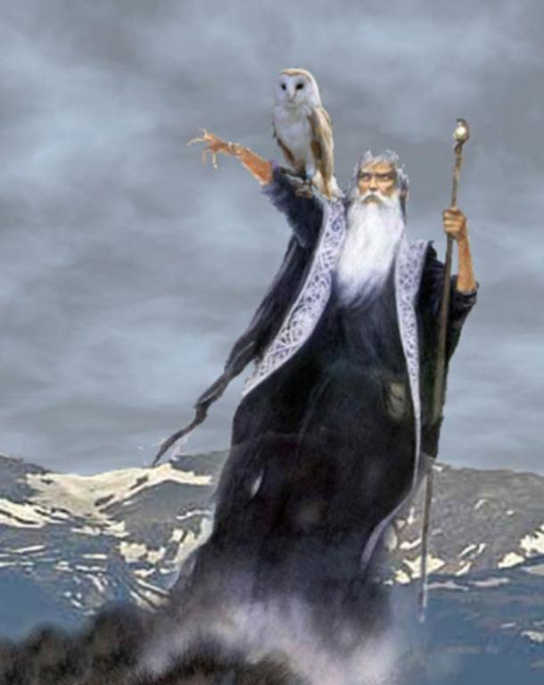 Some believe Merlin the Magician was an incarnation of Saint Germaine