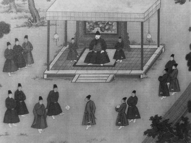 Ming Dynasty Eunuchs