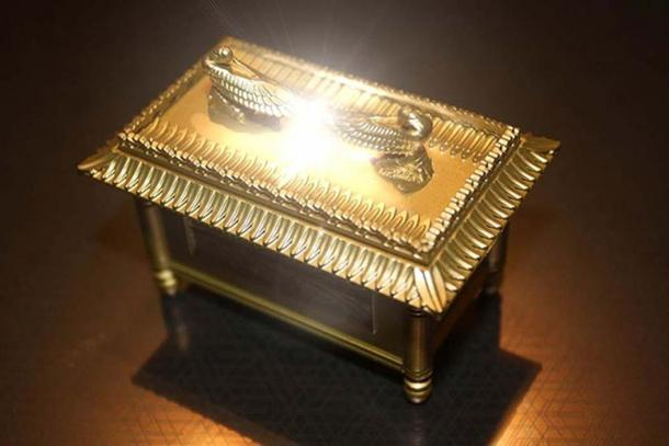 Model Ark of the Covenant