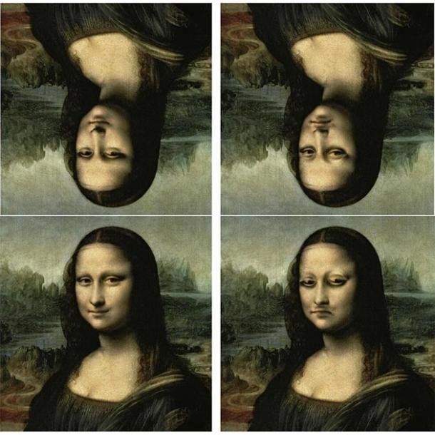 We assume the truth. If we view two images of the Mona Lisa upside down we may recognize both of them as the Mona Lisa but not realize that they have different expressions. (Eric Kandel)
