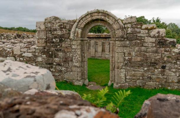 The Monastery on White Island