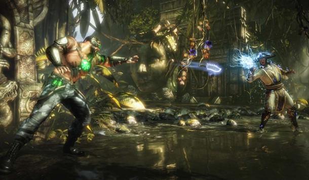 Mortal Kombat battle. (BagoGames/CC BY 2.0)