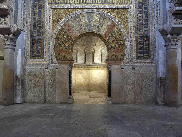 Mosque of Córdoba, Spain. A spectacular monument of the Ummayad empire