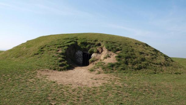 The Mound of Hostages, Tara, Ireland