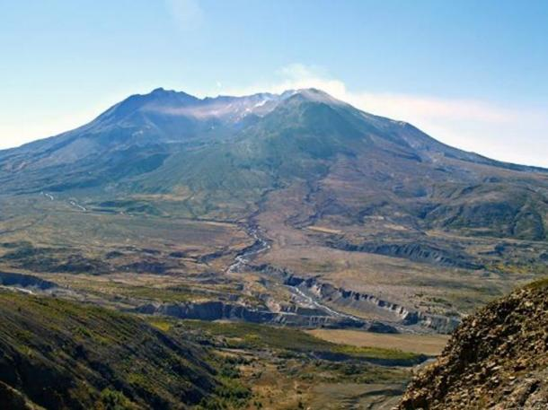 Mount S. Helens, Washington, USA.