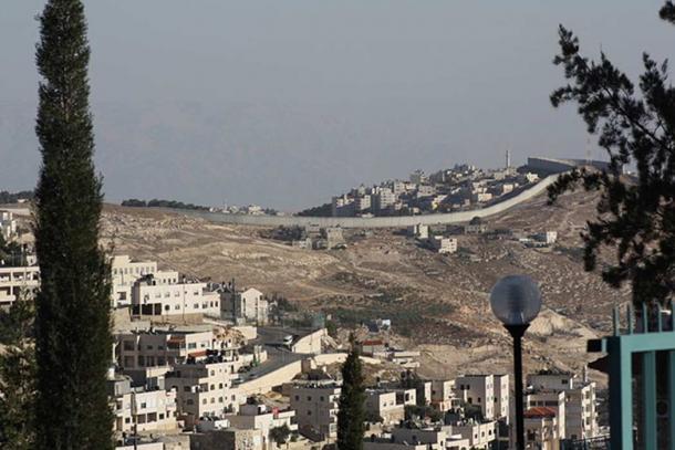 Israel - Jerusalem - Mount Zion.